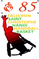 Association FALLERON ST CHRISTOPHE HANDI HAND BASKET