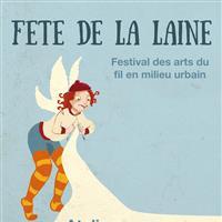 Association - Fête de la Laine, festival des arts du fil en milieu urbain