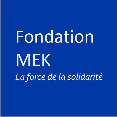 Association - Fondation M.E.K - La force de la solidarité