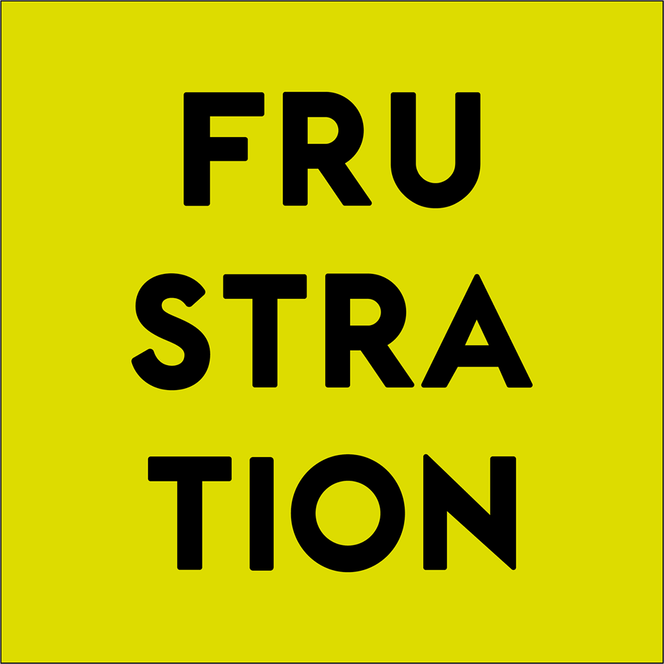 Association - Frustration La Revue