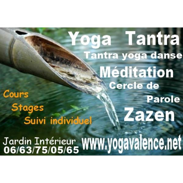 Association - Association Jardin Intérieur- yoga /tantra