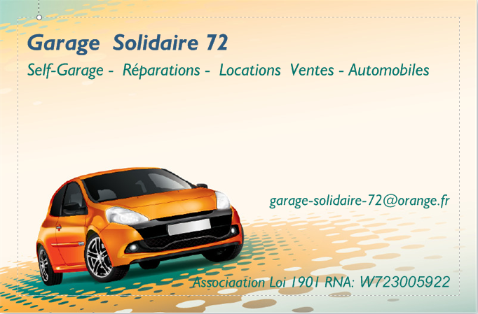 Garage solidaire 72 helloasso for Garage solidaire lens