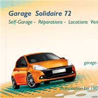 Association - Garage Solidaire 72