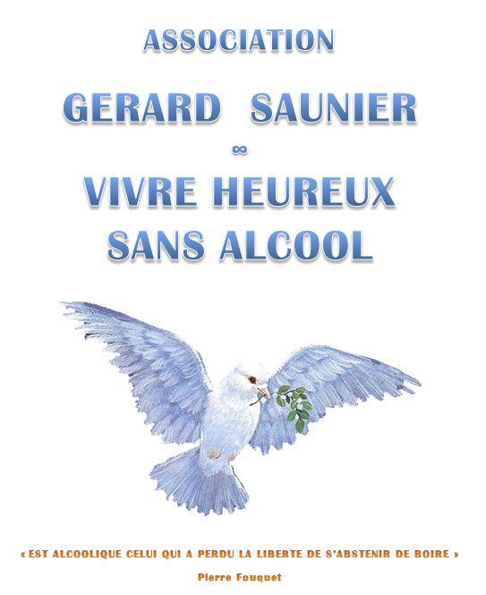 Association - Gérard Saunier - Vivre Heureux Sans Alcool