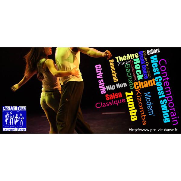 Association - Les cours Pro-Vie-Danse