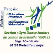 Association - Gym Danse Juniors du canton de Breteuil