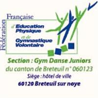 Association - Gym Danse Juniors du canton de Breteuil
