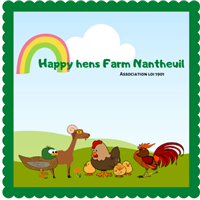 Association - Happy Hens Farm Nantheuil