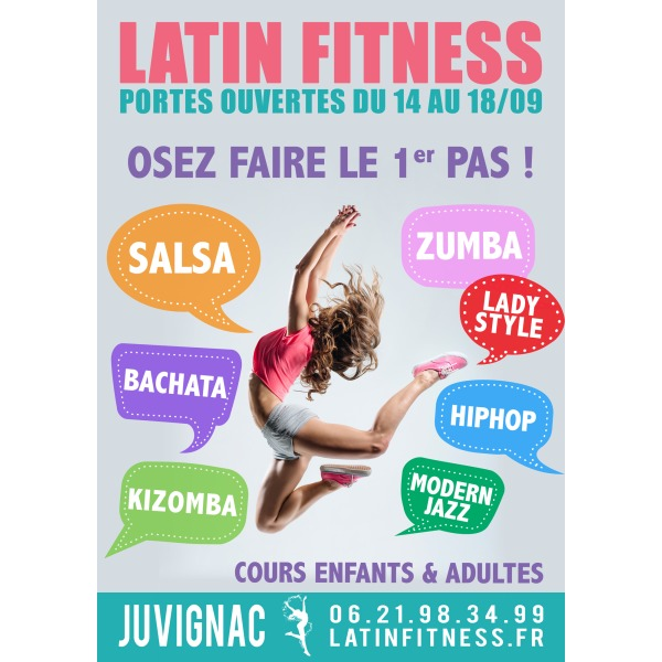 Association - Association Latin Fitness Juvignac Montpellier