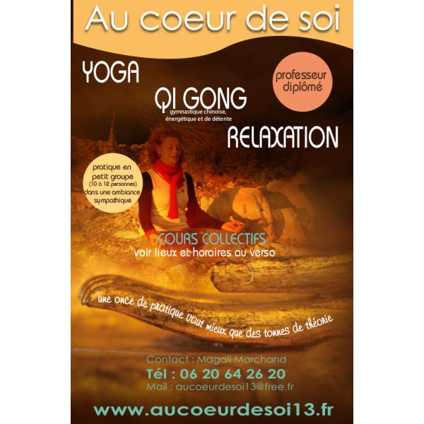 Association - AU COEUR DE SOI