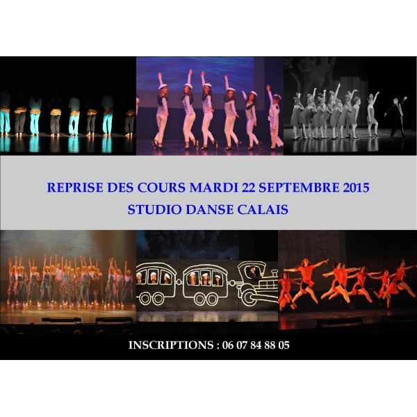 Association - STUDIO DANSE CALAIS