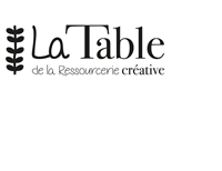 Association La Table de la Ressourcerie Créative