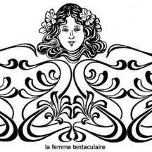 Association - LA FEMME TENTACULAIRE