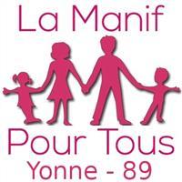 Association - La manif pour tous - Yonne