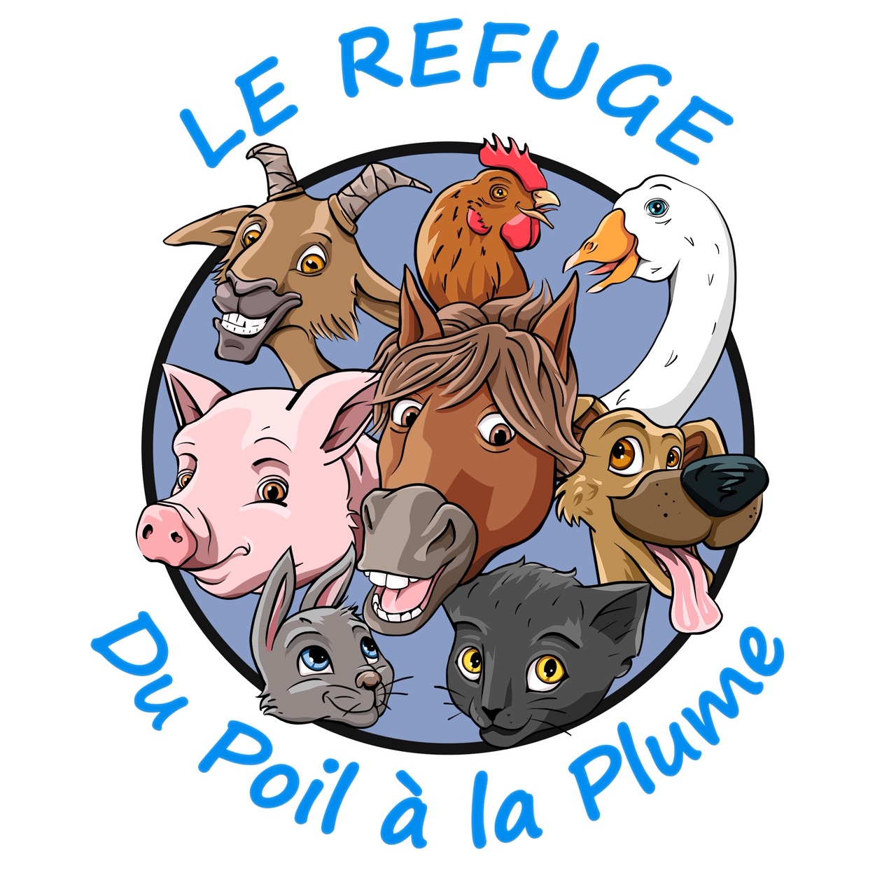 Association - Le Refuge du poil à la Plume