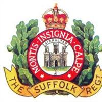 Association - Les Amis du Suffolk Regiment