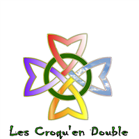 Association - Les Croqu'en Double