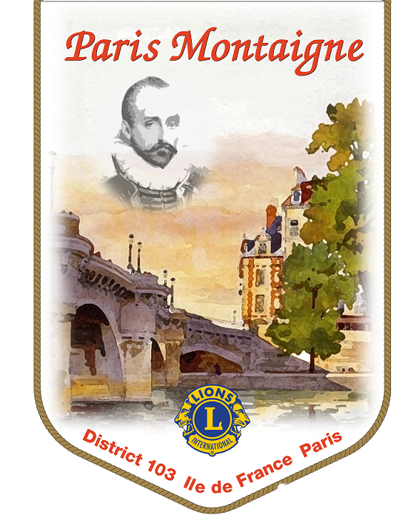 Association - Lions Club Paris Montaigne