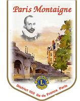 Association Lions Club Paris Montaigne