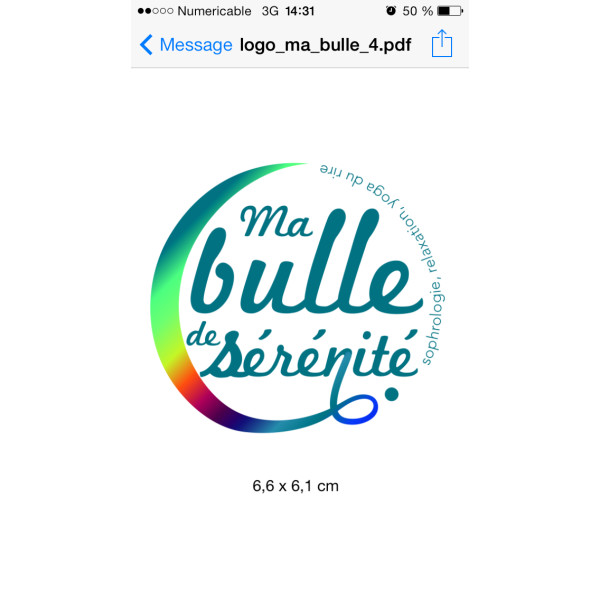 """Association - """"ma bulle de sérénité"""" Sophrologie, Relaxation, Yoga du Rire"""