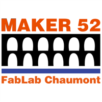Association - Maker 52 - FabLab Chaumont