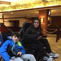 Association - Marine et Lucas atteints de maladie génétiques