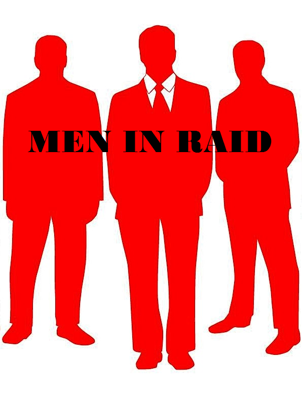 Association - Men In Raid