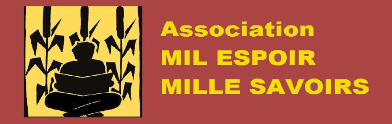 Association - Mil Espoir Mille Savoirs