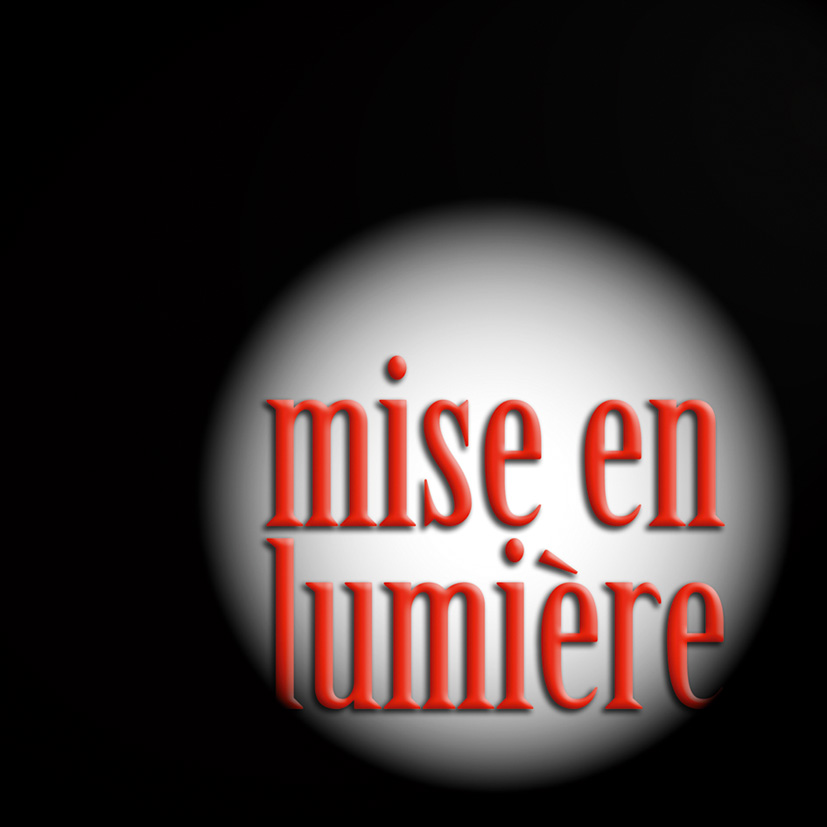 Association - MISE EN LUMIERE