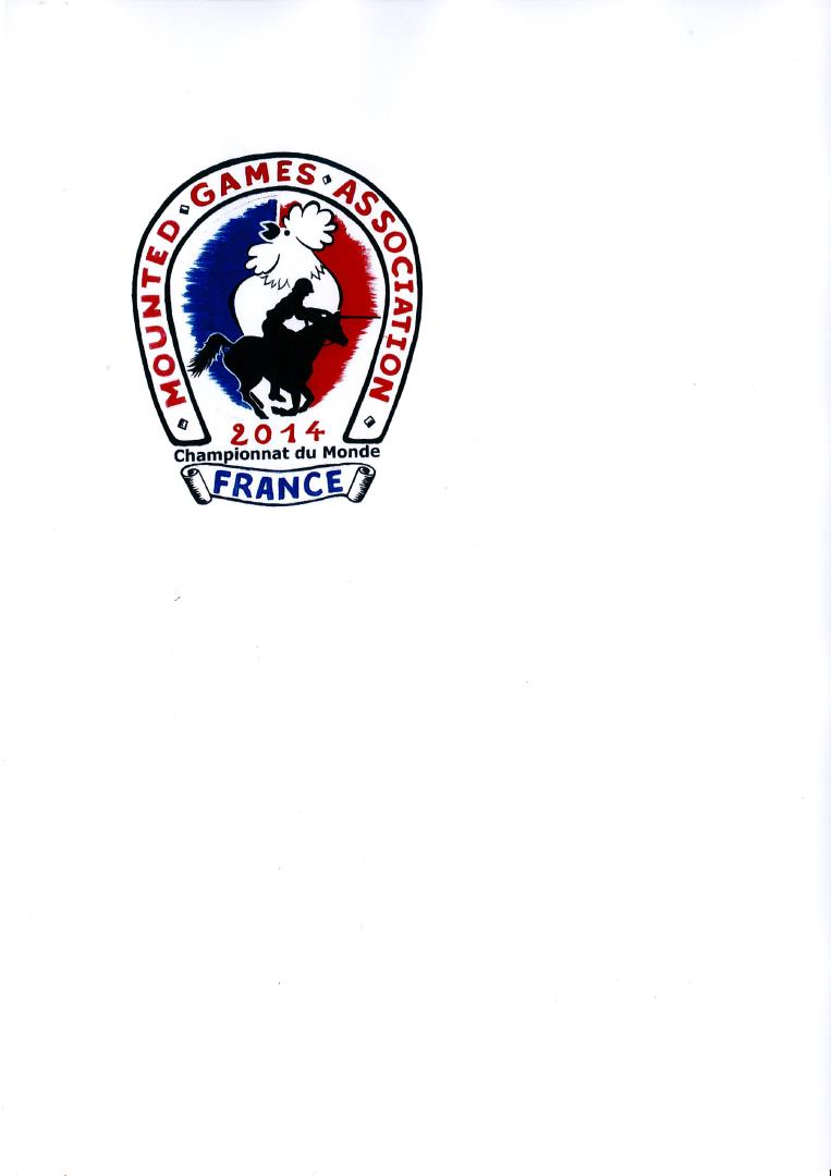 Association - Mounted  Games Association France