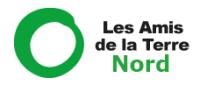 Association - Les Amis de la Terre Nord