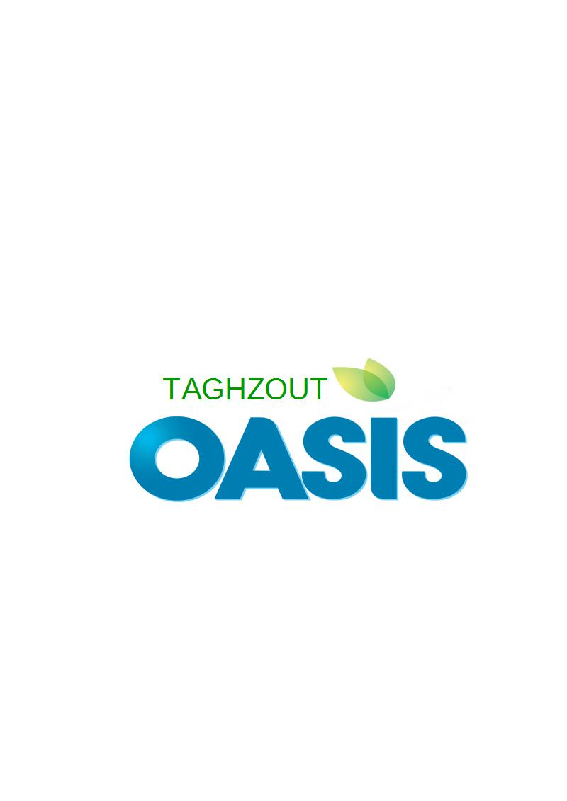 Association - OASIS TAGHZOUT