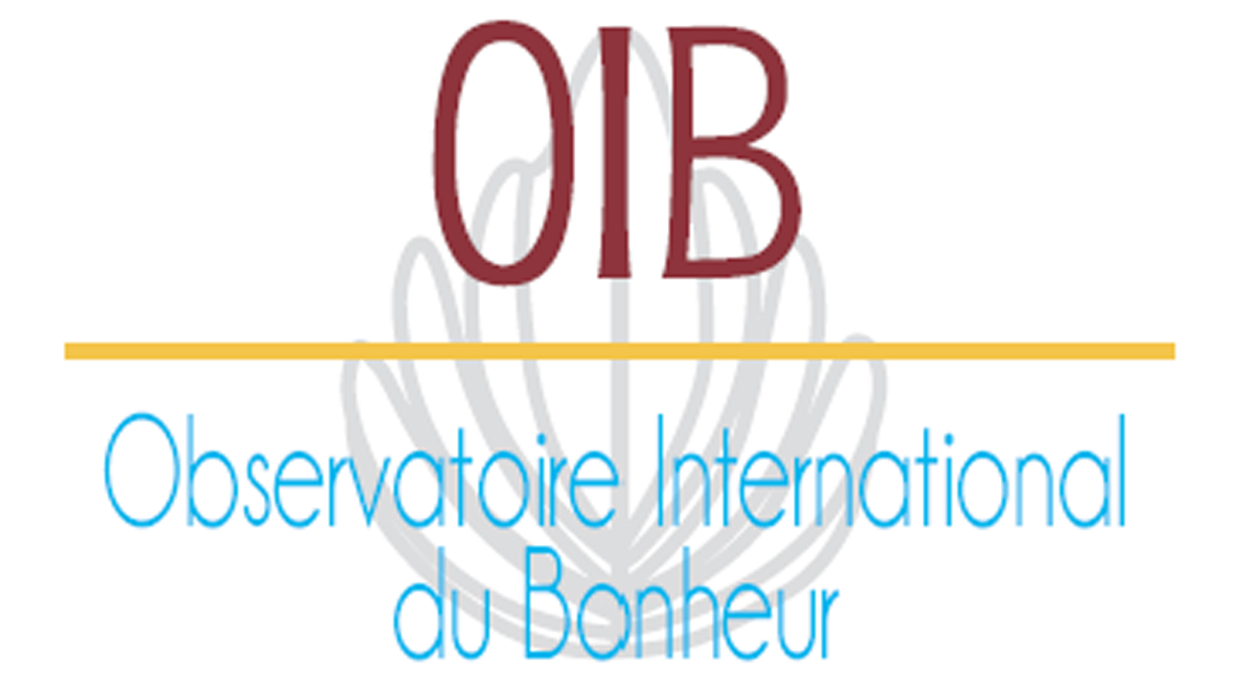 Association Observatoire international du bonheur  (OIB)