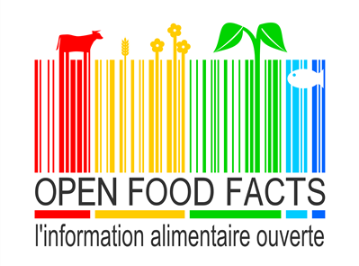 Formulaire principal - Open Food Facts