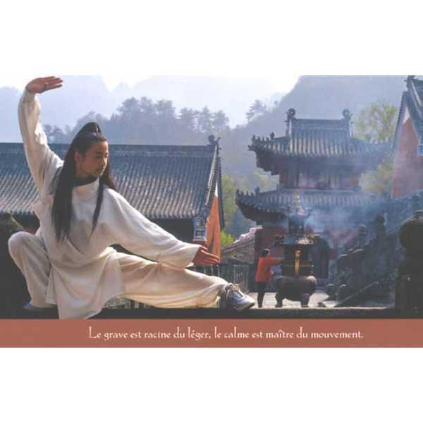 """Association - Association A.M.I. Ecole Interne """"Les 3 Pics"""" Le TAI CHI CHUAN LES COURS DE MARSEILLE"""