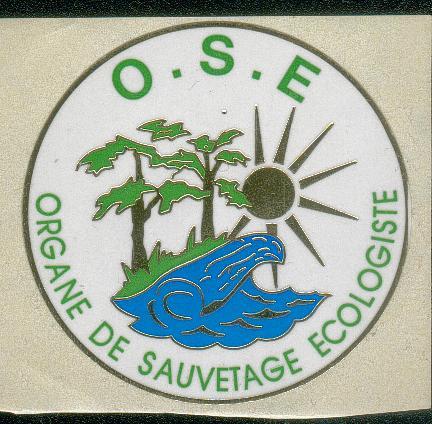 Association - OSE - Organe de Sauvetage Ecologique