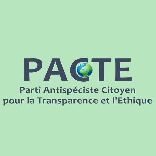 Association - Parti Antispéciste Citoyen pour la Transparence et l'Ethique