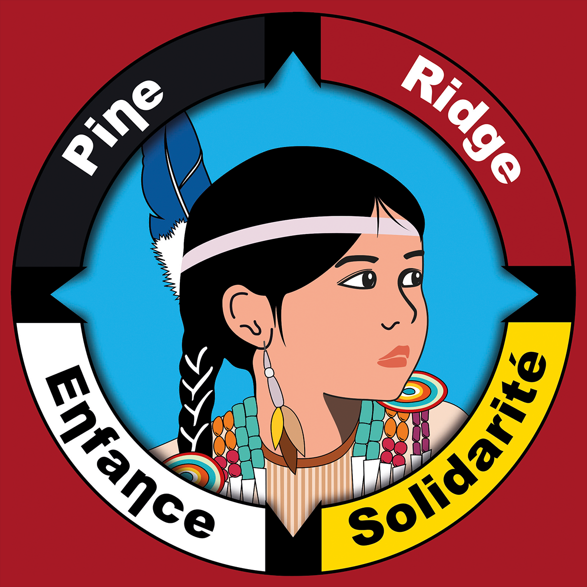 Association - Pine Ridge Enfance Solidarité