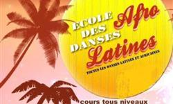 Association - Ecole des Danses Afro-Latines