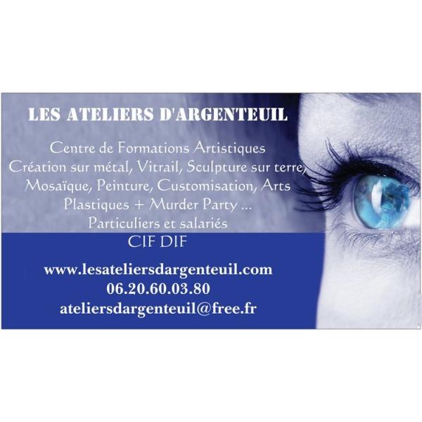 Association - Les Ateliers d'Argenteuil