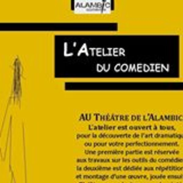 Association - L'Atelier du Comédien
