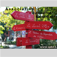 Association - QSB11 Association du Quartier Saint Bernard