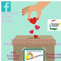 Association - Rayons D'espoir 06 - épicerie éco-solidaire