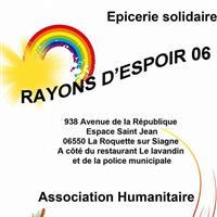 Association - RAYONS D'ESPOIR 06