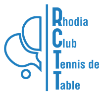 Association - Rhodia Club Tennis de Table