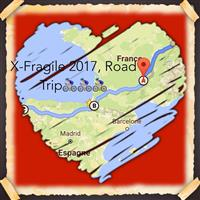Association - Road Trip pour X-Fragile