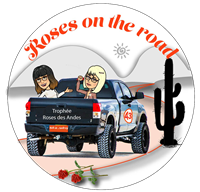Association Roses on the road