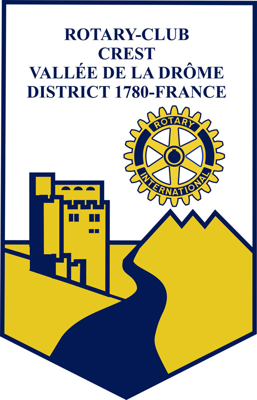 Association - Rotary club de Crest Vallée de la Drome