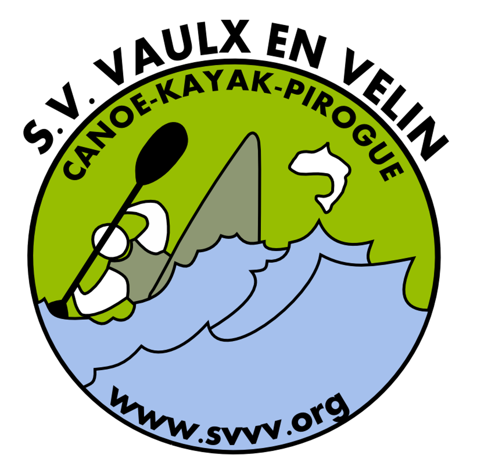 Association S.V. Vaulx en Velin Canoë-kayak Pirogue