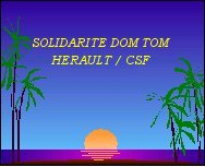 Association - Solidarité DOM-TOM Hérault CSF/34